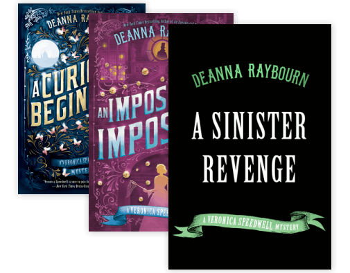 A Veronica Speedwell Mystery