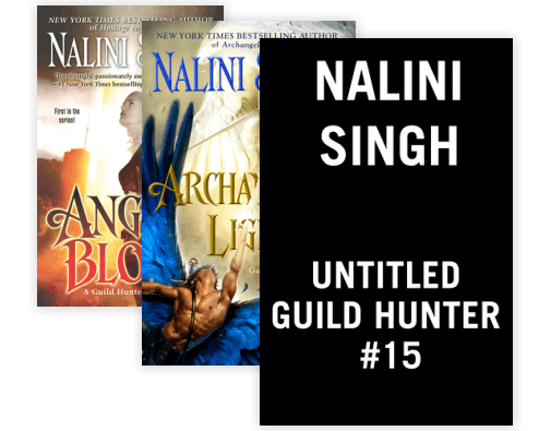 A Guild Hunter Novel