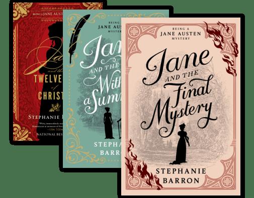Being a Jane Austen Mystery