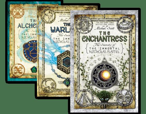 The Secrets of the Immortal Nicholas Flamel