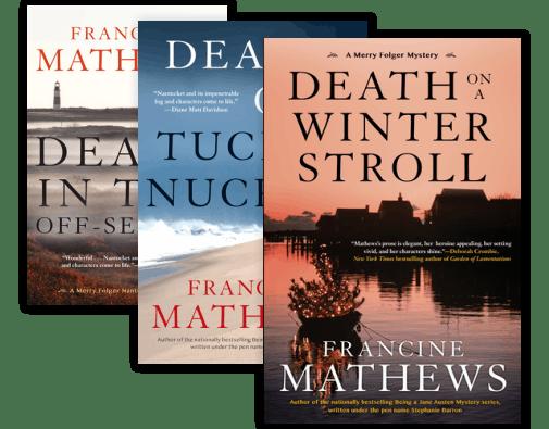 A Merry Folger Nantucket Mystery