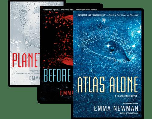 Planetfall Novel, A