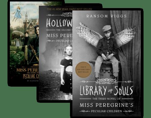 Miss Peregrine's Peculiar Children