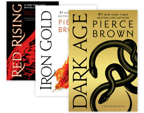 The Red Rising Trilogy