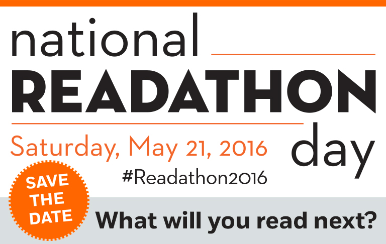 What to Read on National Readathon Day 2016