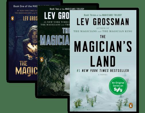 Lev Grossman Ebook