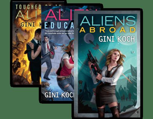 Alien Novels