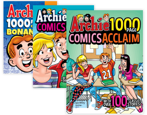 Archie 1000 Page Digests