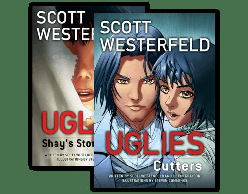 Uglies Graphic Novels