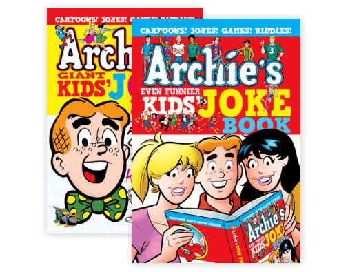 Archies Even Funnier Kids Joke Book