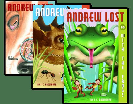 andrew lost 11 with the dinosaurs gerardi jan greenburg j c