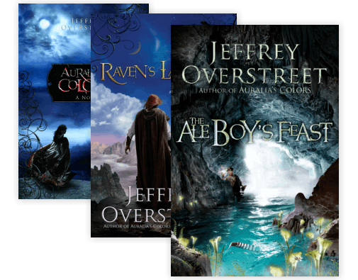 Auralias Colors: A Novel (The Auralia Thread)