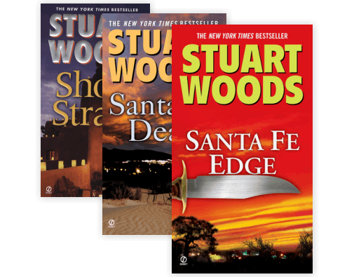 Santa Fe Dead (Ed Eagle, Book 3)