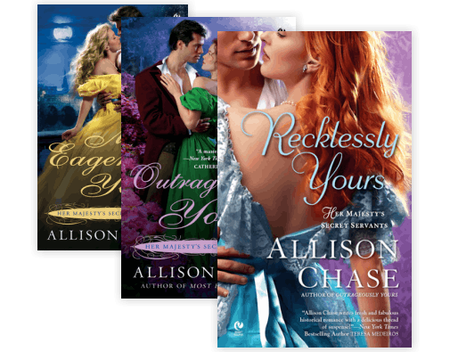 outrageously yours chase allison