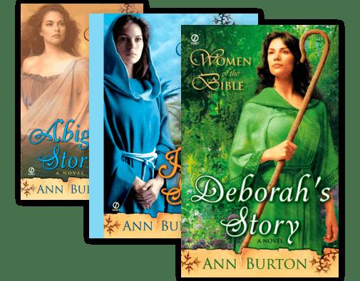A Women Of The Bible Novel