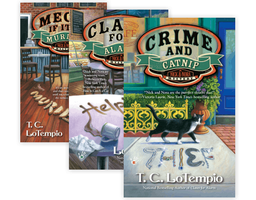 claws for alarm a nick and nora mystery book 2