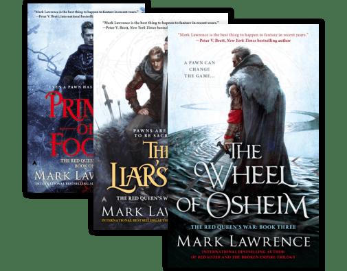 The Red Queen's War