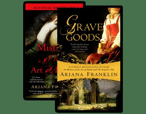 A Mistress Of The Art Death Novel