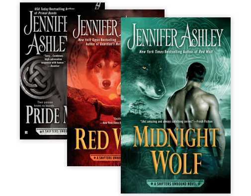 A Shifters Unbound Novel
