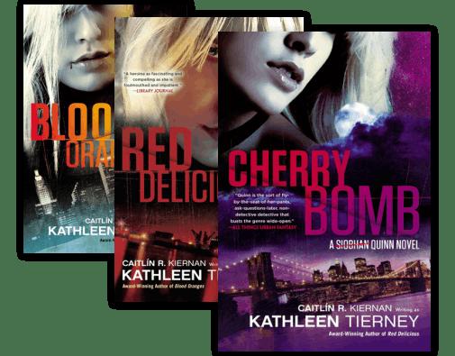 Red Delicious: A Siobhan Quinn Novel
