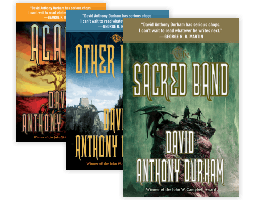 Book Two The Other Lands The Acacia Trilogy