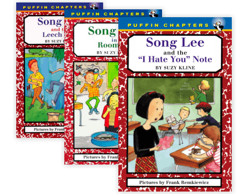 song lee and the leech man kline suzy