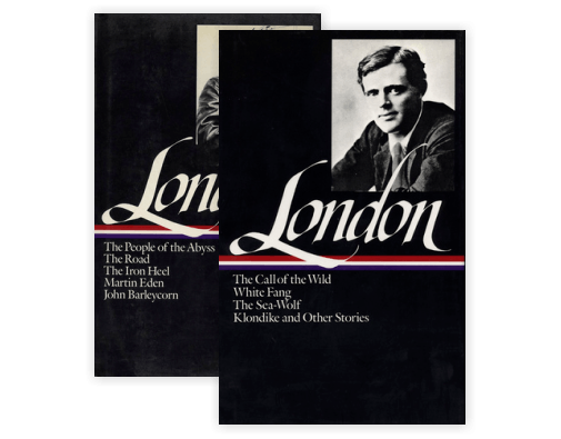 Library Of America Jack London Edition