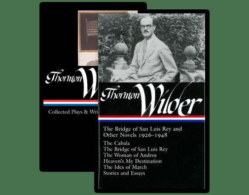 Library Of America Thornton Wilder Edition