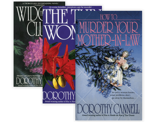 how to murder your mother in law cannell dorothy