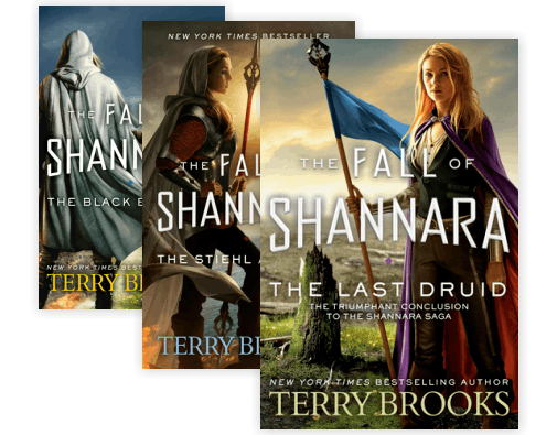 The Fall of Shannara