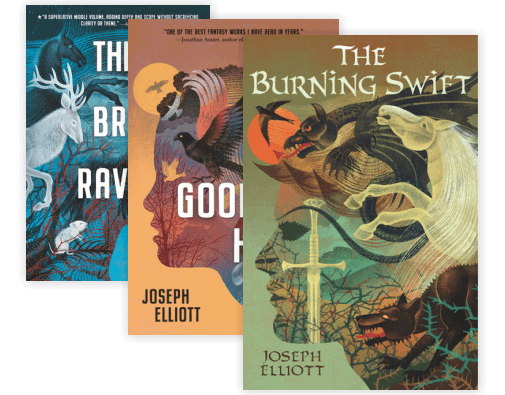 The Half Bad Trilogy
