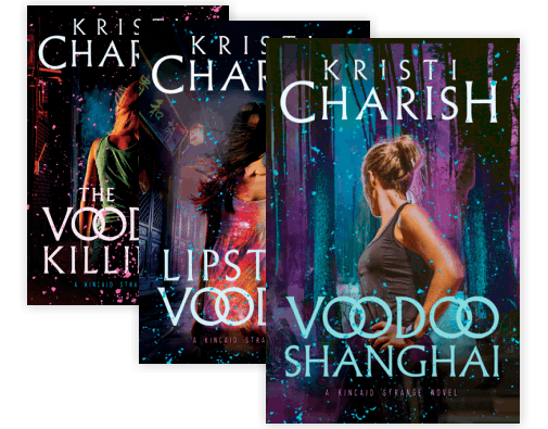 Kincaid Strange Series, The