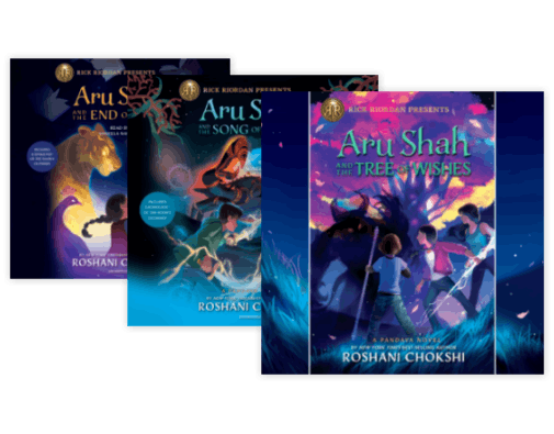 Aru Shah And The Tree Of Wishes Characters