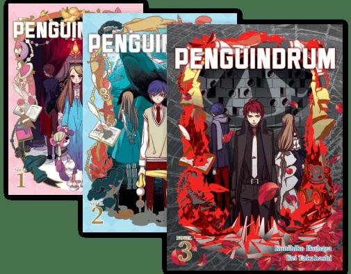 PENGUINDRUM (Light Novel)
