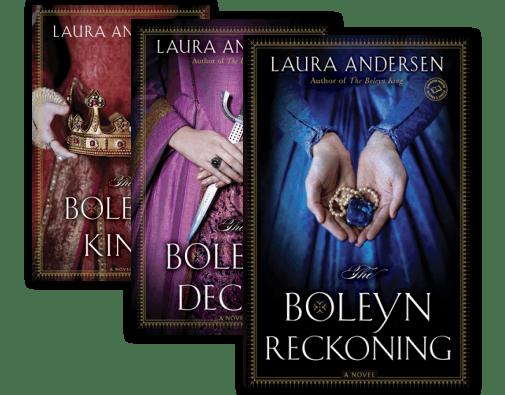 The Boleyn Trilogy