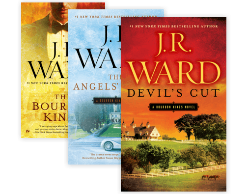 Jr ward angel series