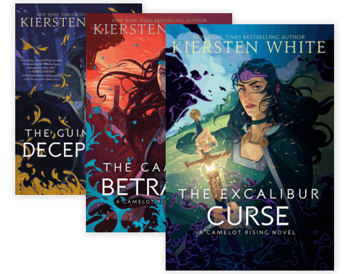 Camelot Rising Trilogy