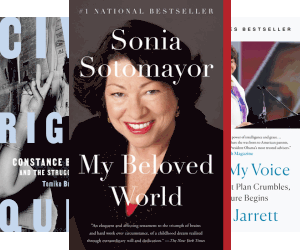 5 Top Reviewed Brainy Books For Holiday >> 46 Books About Women Who Changed The World Penguin Random
