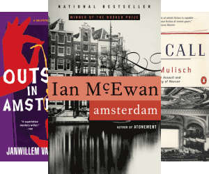 Amsterdam: Bookpacking through Europe