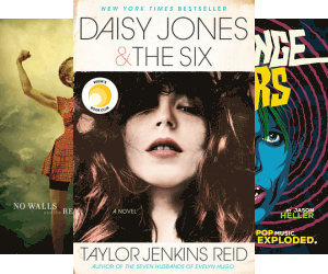 Reads That Rock: Fiction and Non-Fiction Books for Music Geeks | Penguin Random House