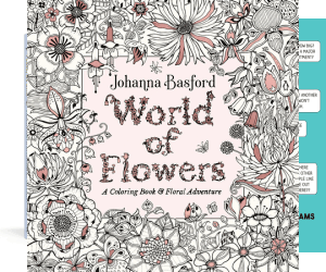 The Coloring Book List | Penguin Random House