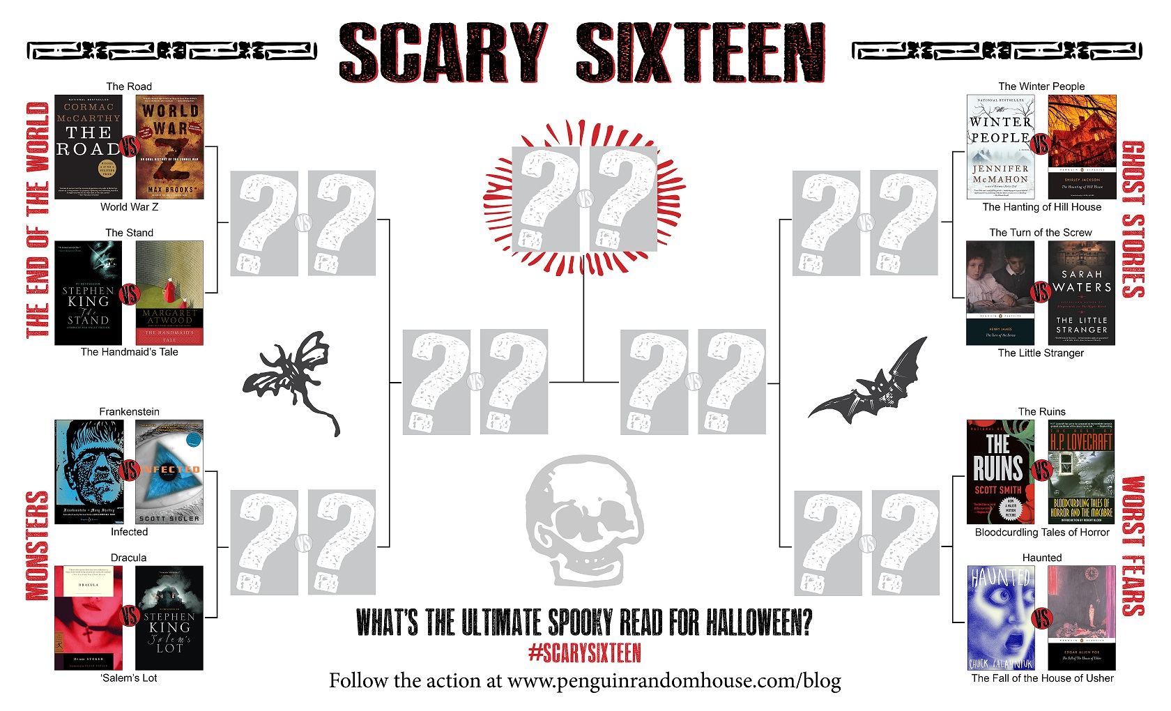 Scary Sixteen - All Titles