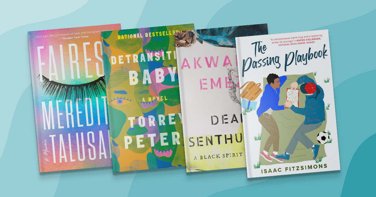 Stories by Transgender, Non-Binary, and Gender Non-Conforming Authors
