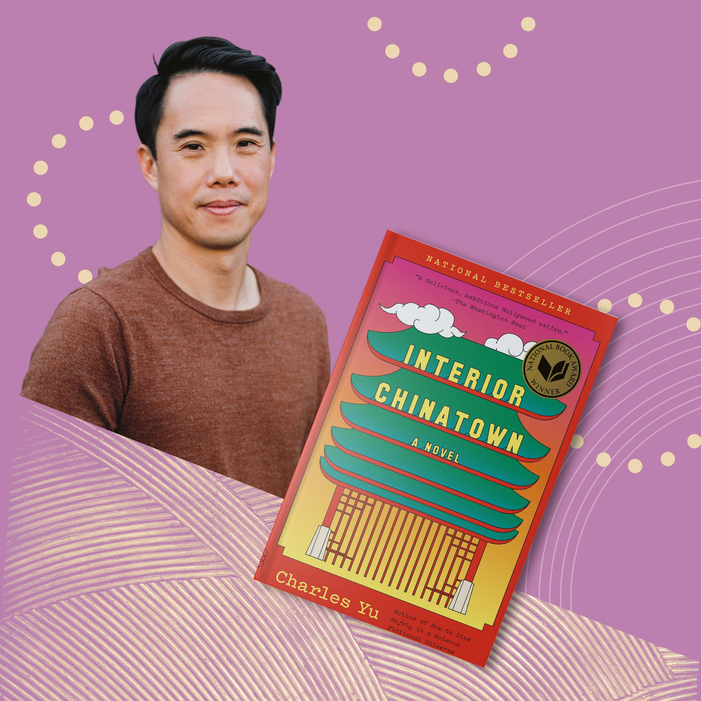 Charles Yu Interview