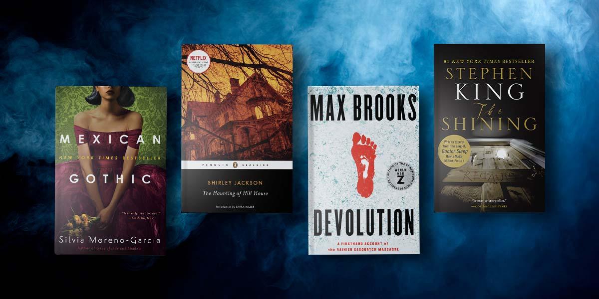 Horror Books for a Spooky Season