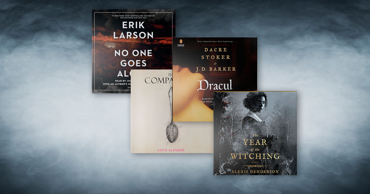 Kick off the Halloween season with these spooky stories.
