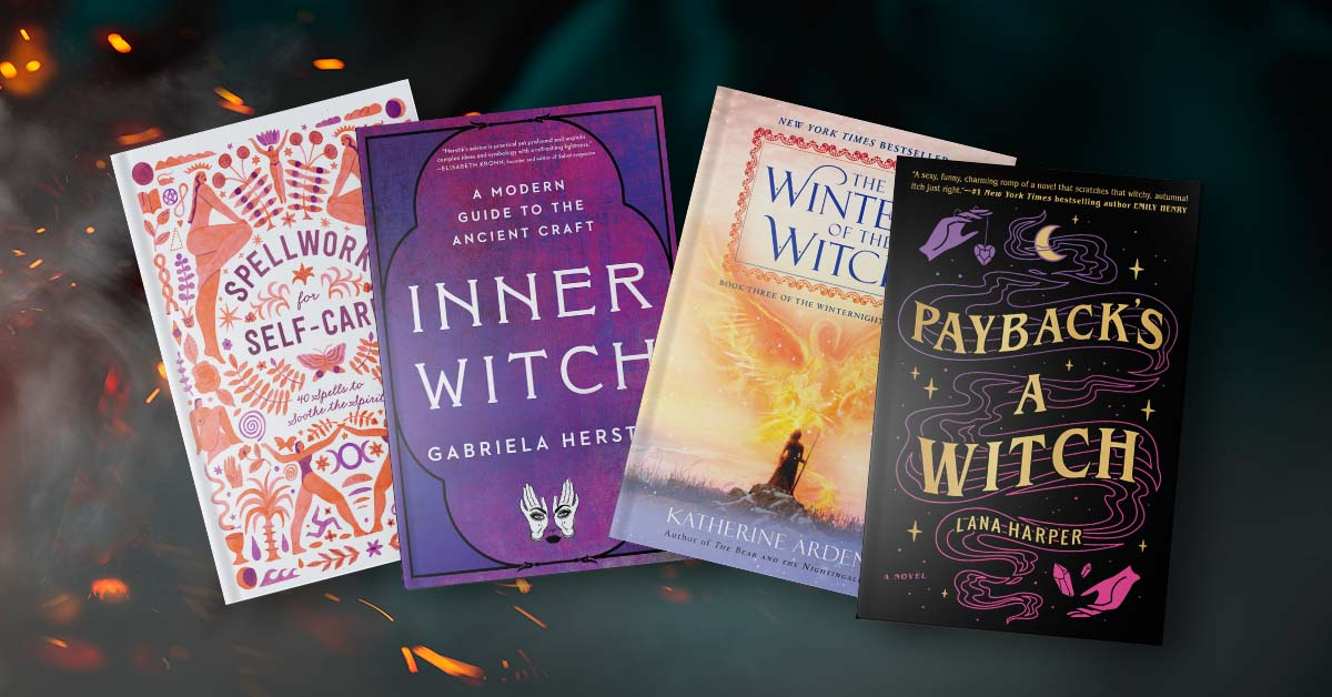 Get lost in these tales of our favorite real-life and fictional witchy women.