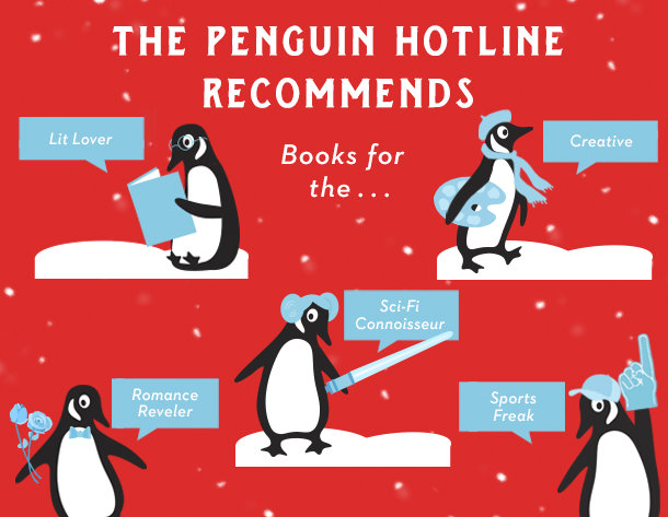 Penguin Hotline Recommends