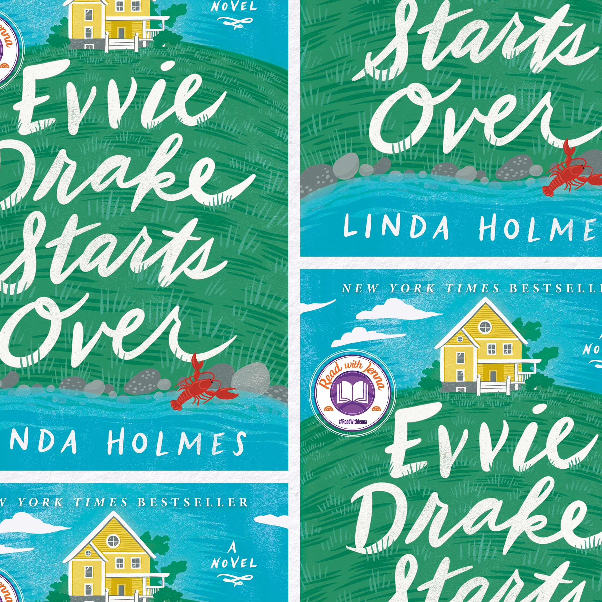Q&A with Linda Holmes, Author of Evvie Drake Starts Over