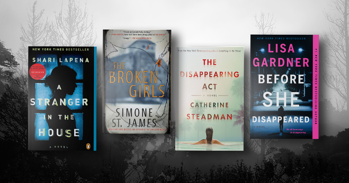 Discover recommended mysteries and thrillers from readers like you.